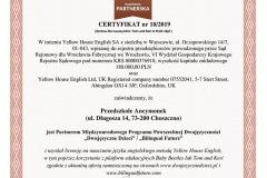 Certyfikat_Dwujezyczne_Dzieci_nr_18_2019
